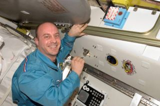 NASA Astronaut Readapts to Life on Earth