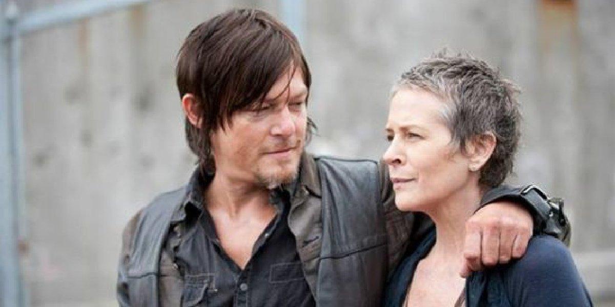 "Carol calls Daryl ""Pookie"" on The Walking Dead."