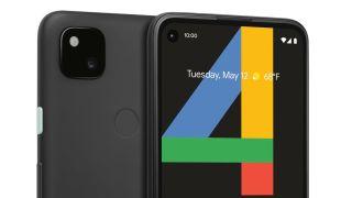 Google Pixel 4a leaked render