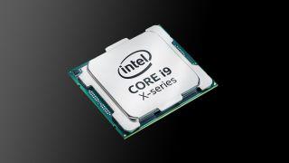 18-core Cascade Lake-X chip