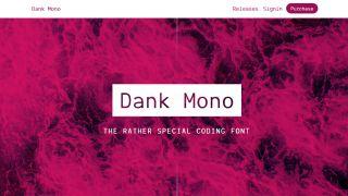 The best monospace fonts for coding: Dark mono