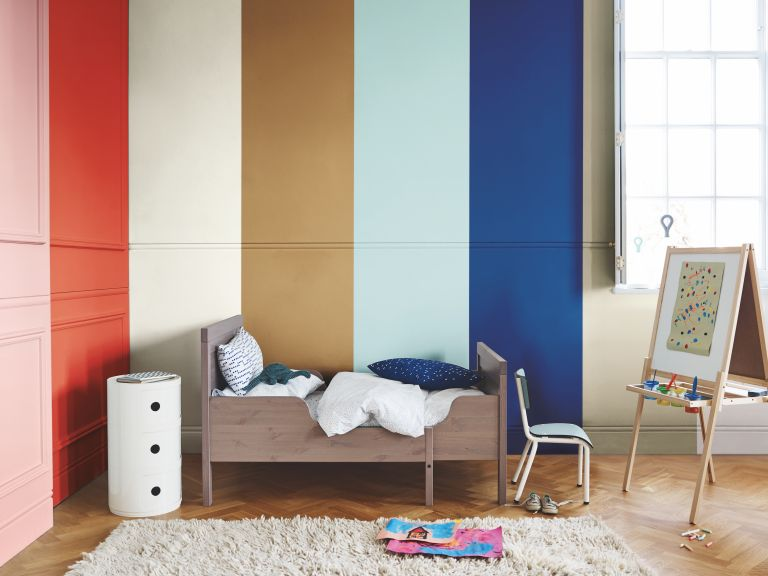 Bedroom paint ideas for kids rooms