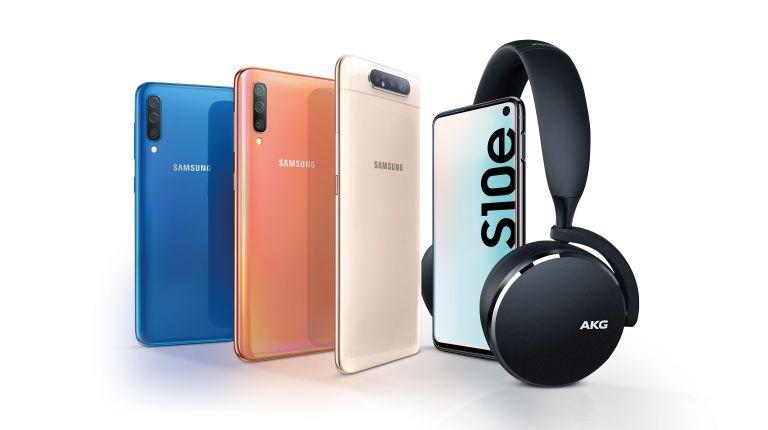 Samsung Galaxy phone deals AKY Y500 headphones