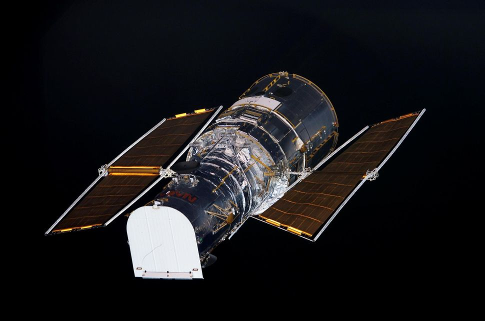 Hubble trouble is latest glitch in space telescope's long and storied history