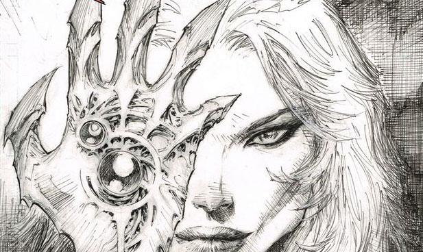 Sara Pezzini returns as Witchblade in new series by Marguerite Bennett &  Ariela Kristantina   GamesRadar+