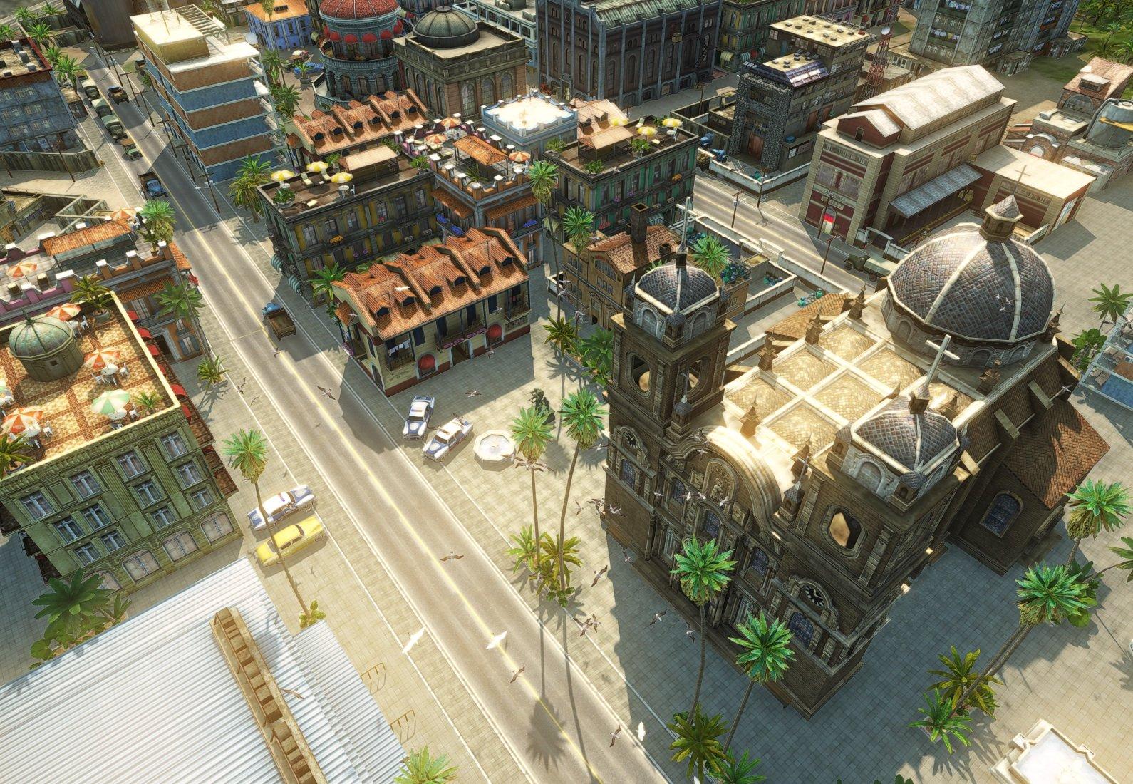 Tropico 3 Screenshots Deface Ancient Ruins #8048