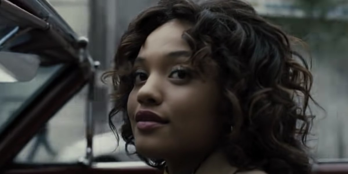 Kiersey Clemons as Iris West in Zack Snyder's Justice League