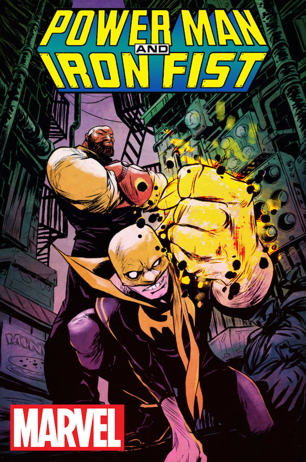 Marvel Re-Teams Luke Cage And Iron Fist Ahead Of Live ...