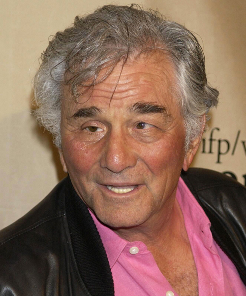 Columbo actor Peter Falk dies aged 83
