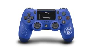 Say hello to this ugly PS4 controller with a bunch of soccer