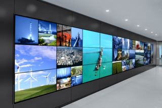 Dataton Installs High-Resolution Video Wall for NYC Business
