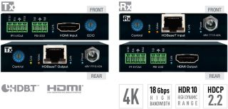 Key Digital Introduces HDMI HDBaseT Extender Kit with 18 Gbps Support