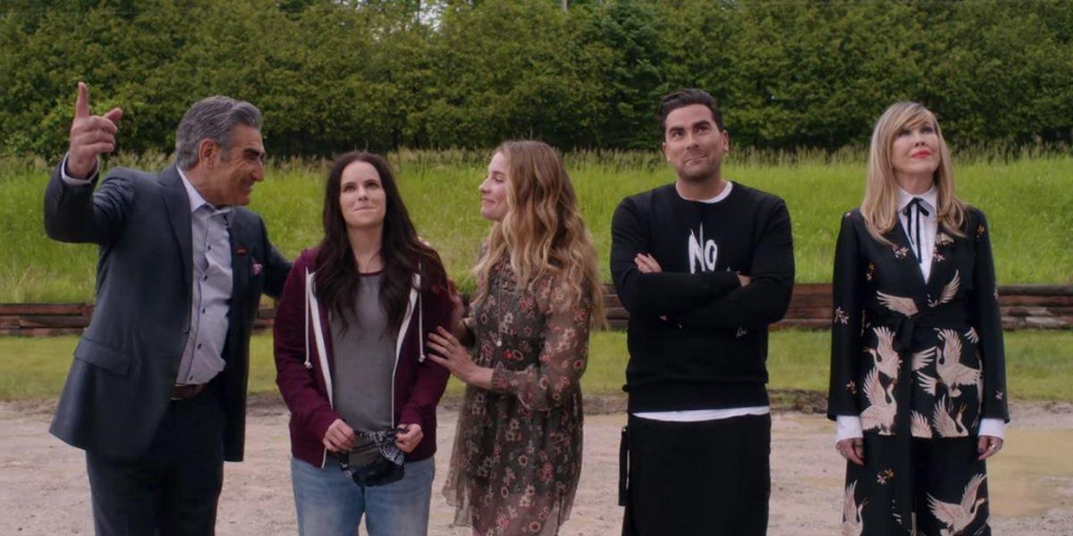 Schitt's Creek: 7 Reasons To Binge The Series Before The Finale - CINEMABLEND