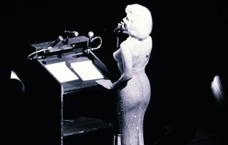 Last November, an incredible auction of Marilyn Monroe's possessions took place in Los Angeles, with everything up for sale...