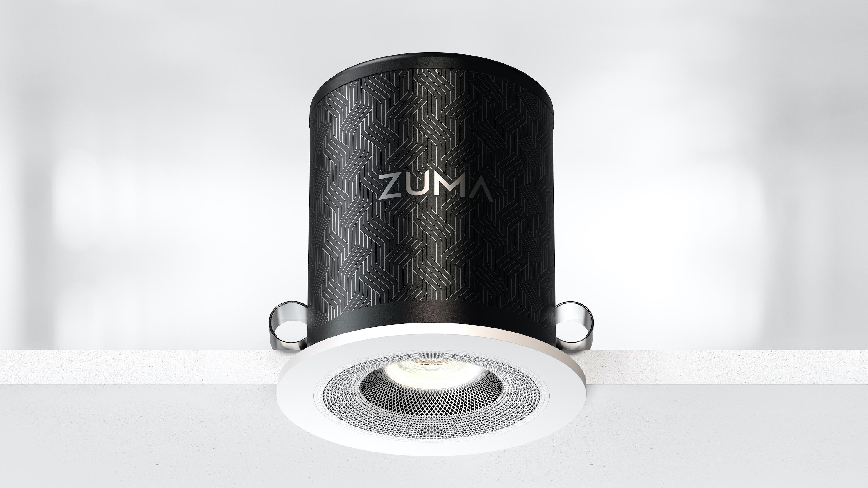 zuma lumisonic wireless speaker