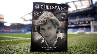 Ray Wilkins programme