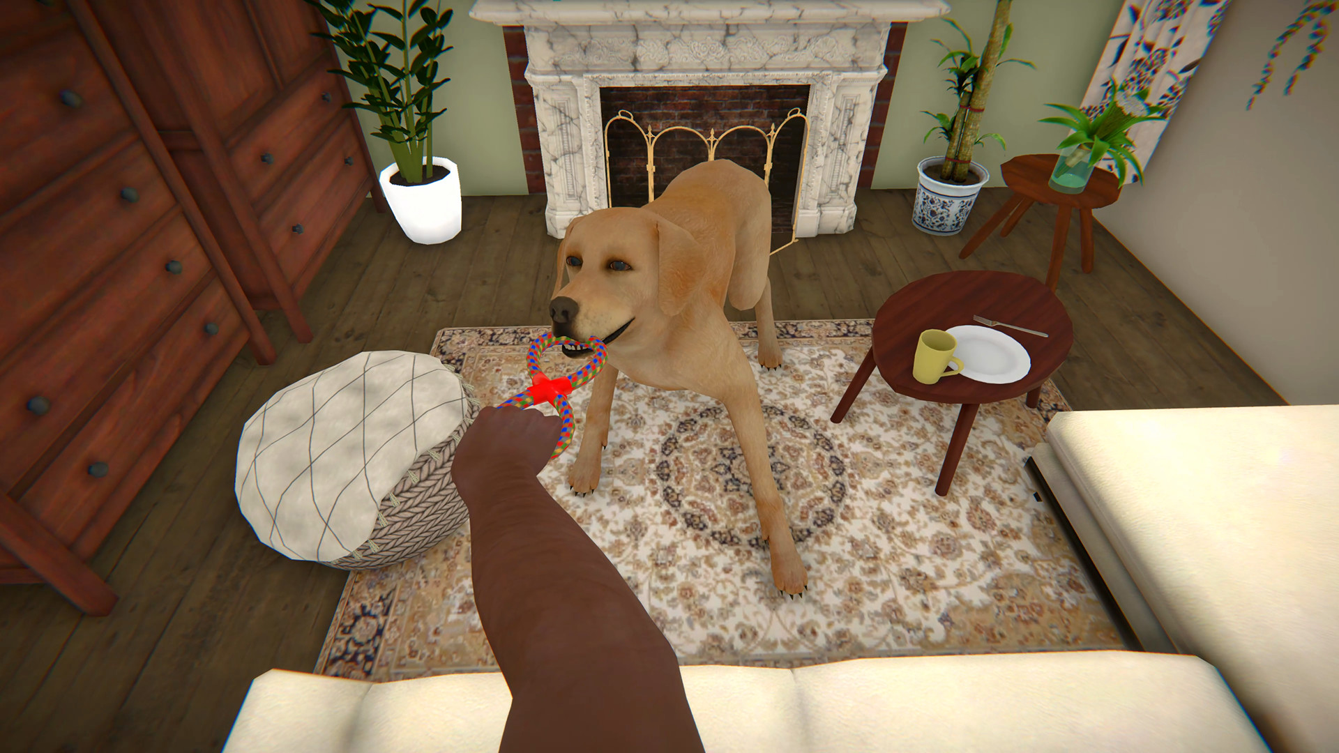 House Flipper is getting pets, because why not