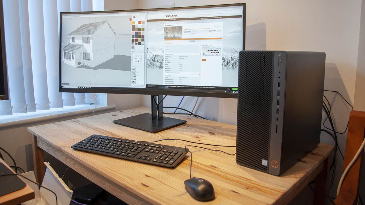HP Z1 Tower G5 Workstation review - Techradar