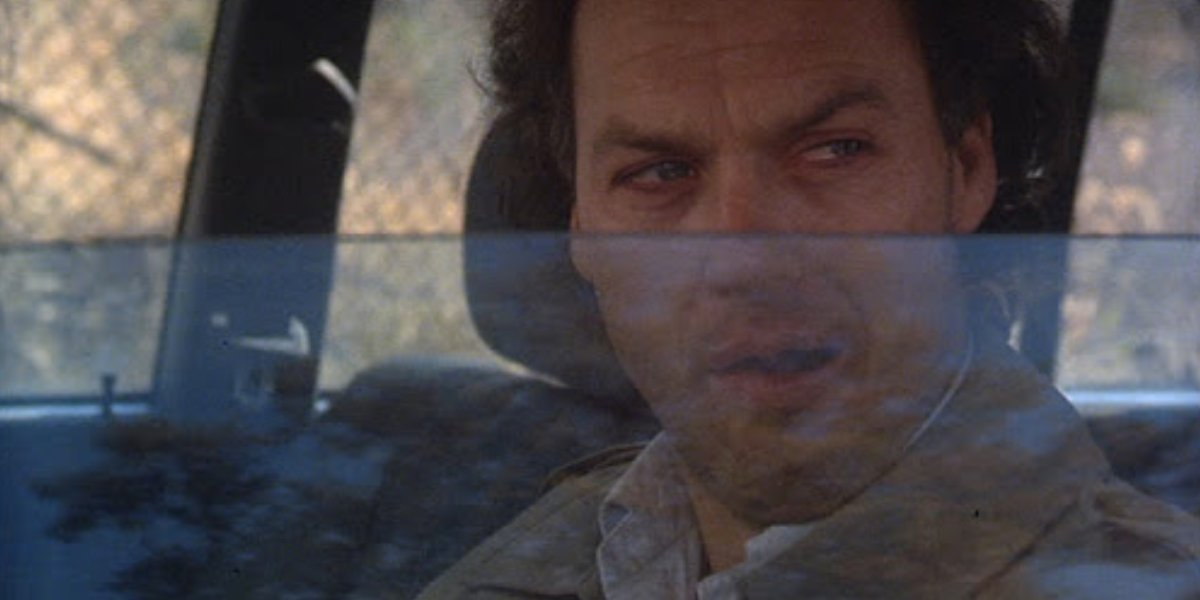 Nothing Like The Son actor Michael Keaton in Clean and Sober