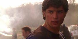 Why Smallville's Tom Welling Was The 'Perfect' Clark Kent, According To The EPs