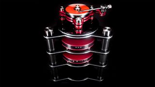 The VPI Vanquish is (probably) the biggest, priciest turntable you've ever seen