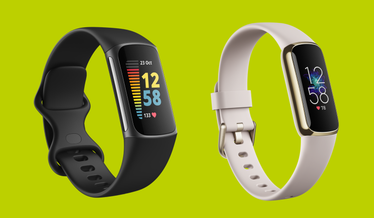 Fitbit Charge5 and Fitbit Luxe