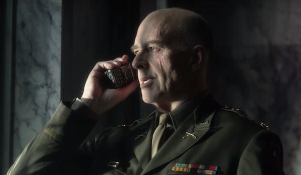 general wade on walkie gotham season 5