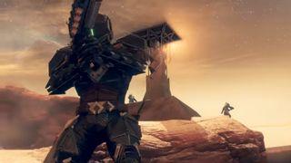 A new Warmind-themed armor set from Destiny 2: Warmind.