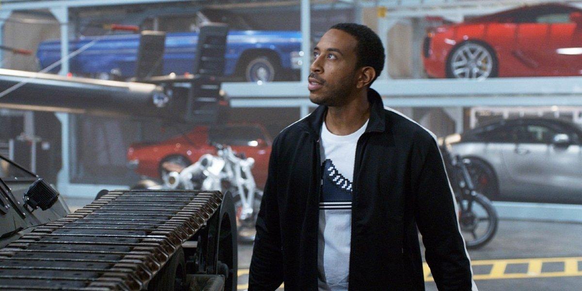 """Chris """"Ludacris"""" Bridges in The Fate of the Furious"""