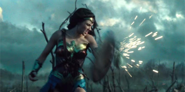 Wonder Woman World War I Gal Gadot
