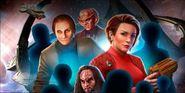 Watch Star Trek: Deep Space Nine Stars Get A Look At The Station In Star Trek Online