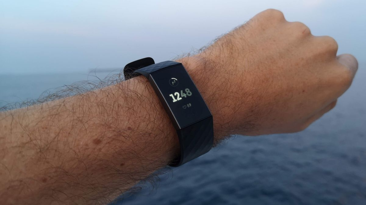 fitbit charge 3 battery charger