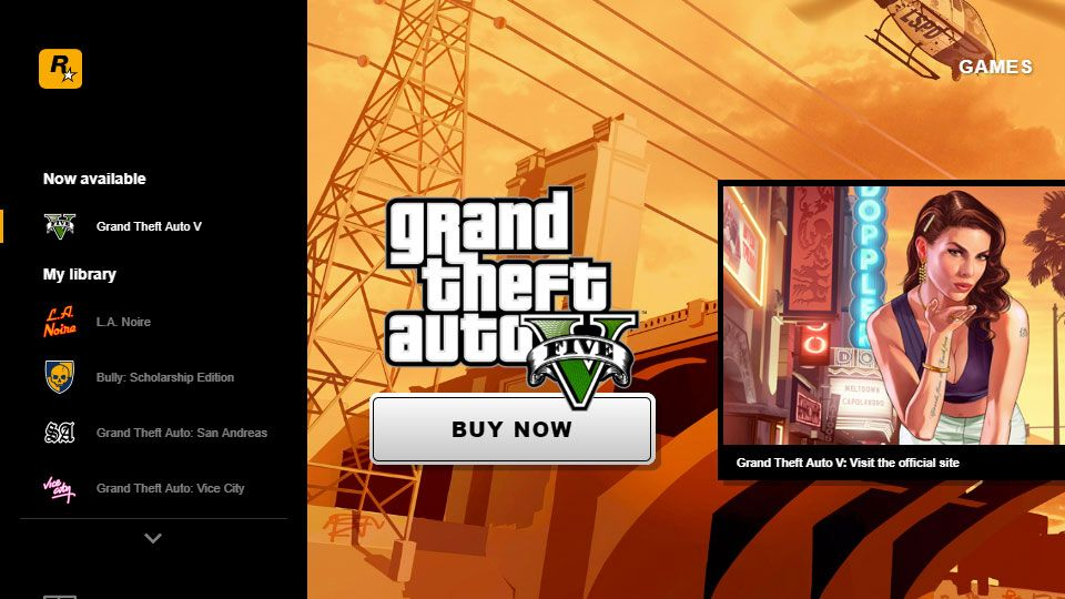 Grand Theft Auto: San Andreas is now free with Rockstar Games PC launcher