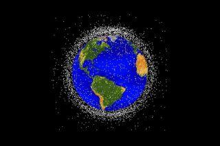 Twinkle, twinkle little…piece of orbital debris?