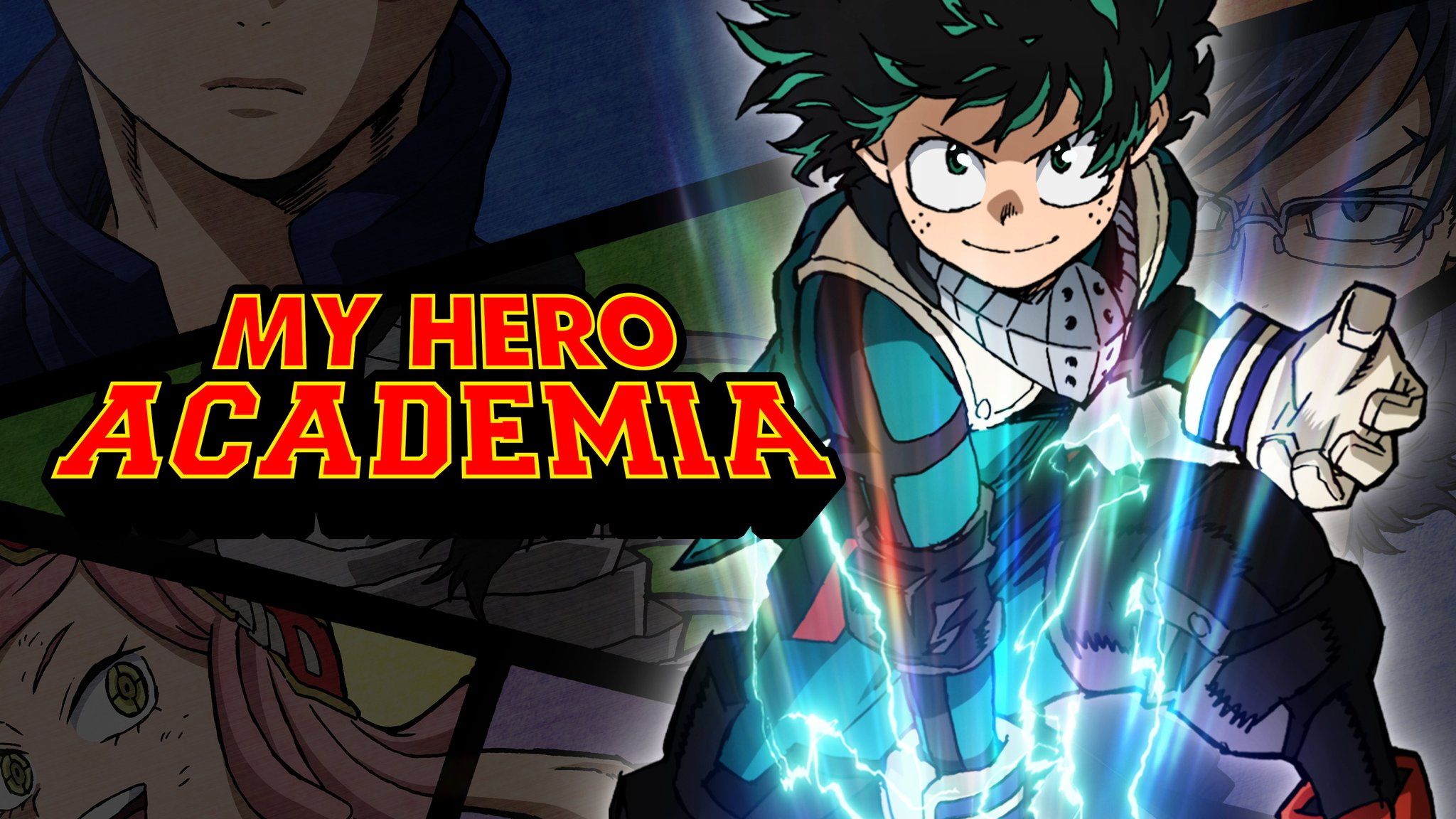 How To Watch My Hero Academia If You Ve Cut The Cord Whattowatch