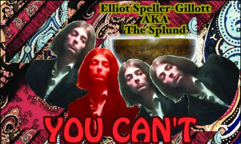 Elliot Speller-Gillott - You Can't Eat Out Of The Singing Bowl album artwork