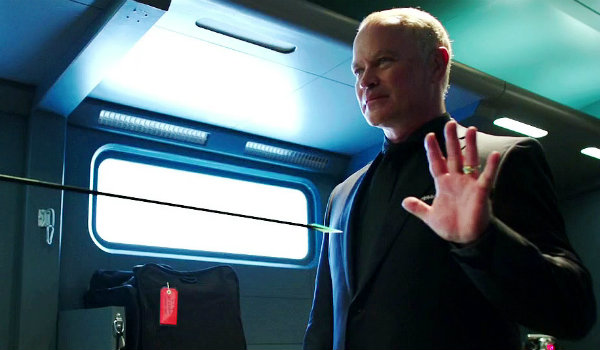 Damien Darhk Arrow
