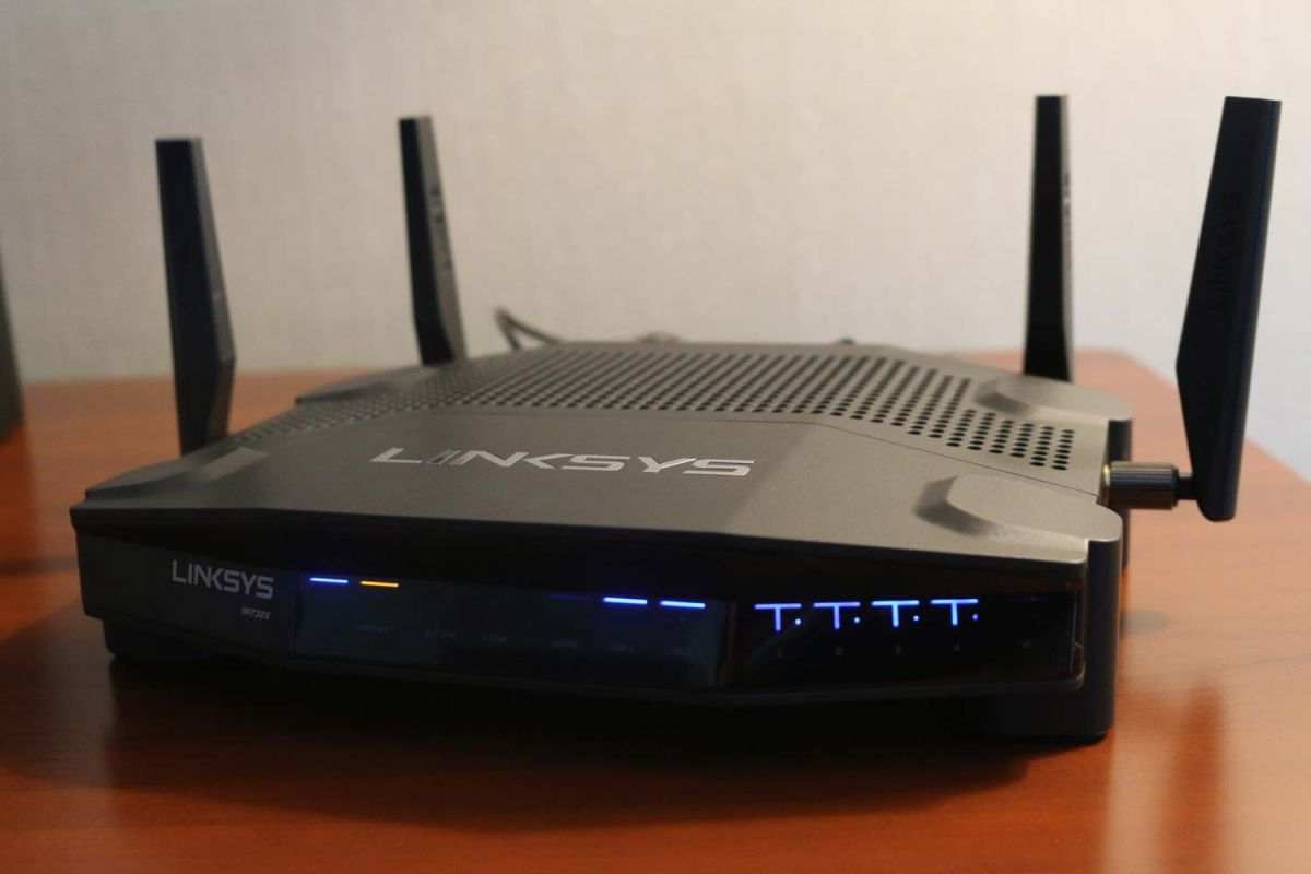 Linksys Gaming Router Auto-Detects Killer Network Cards