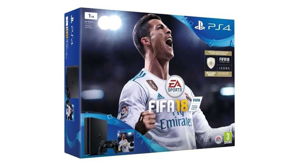 Win a PlayStation 4 and FIFA 18 with this exclusive World Cup competition