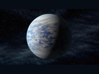 Artist's Concept of Kepler-69c