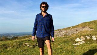 Alpkit Woodsmoke Hiking Shirt