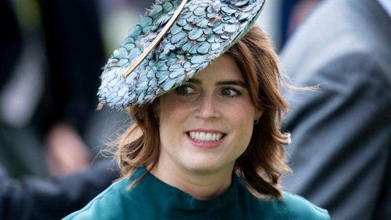 Princess Eugenie on day three, Ladies Day, of Royal Ascot at Ascot Racecourse on June 20, 2019 in Ascot