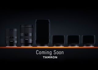 Tamron to release four new mirrorless lenses - but what will they be?