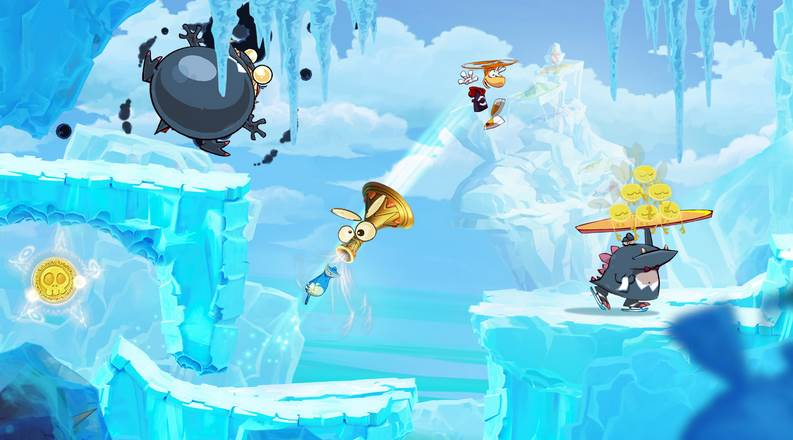 "Rayman Origins is the next free ""Ubi 30"" game"