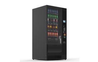 vending machine, snack machine