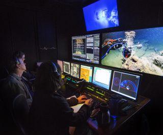 Nautilus mission control