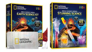 National Geographic science kits for Prime Day.