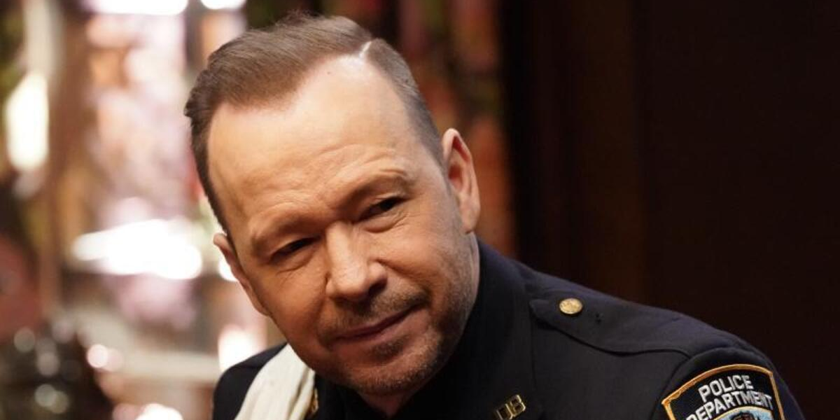 Blue Bloods Danny Reagan Donnie Wahlberg CBS