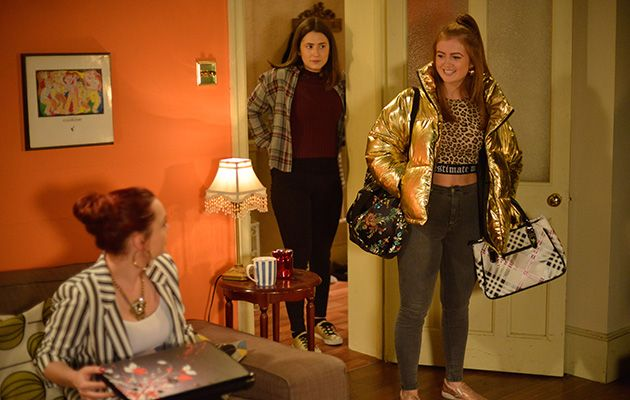 Whitney Carter, Tiffany Butcher, Bex Fowler