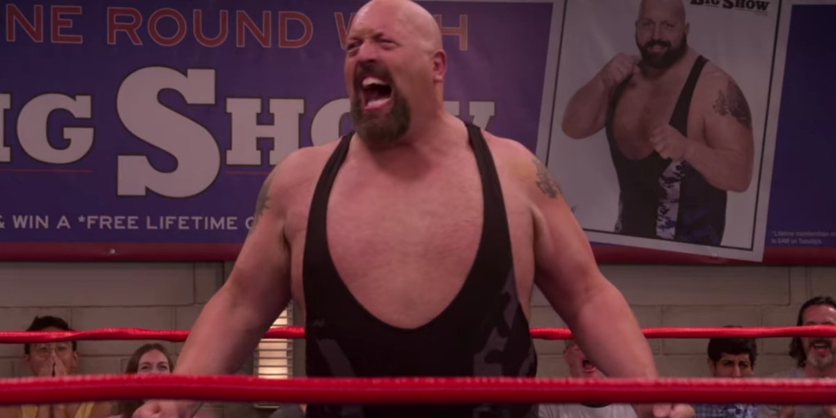 Big Show in The Big Show Show